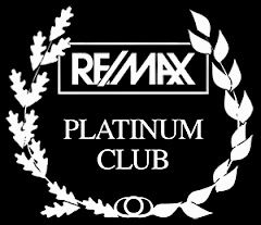"""PLATINUM CLUB"" Awarded by both RE/MAX NZ & WORLDWIDE Cary Ralph  RE/MAX  Residential/Lifestyle Sales Associate"
