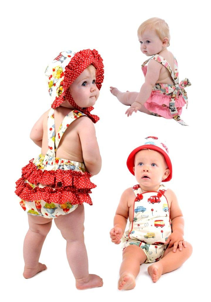 Rock Your Baby rompers