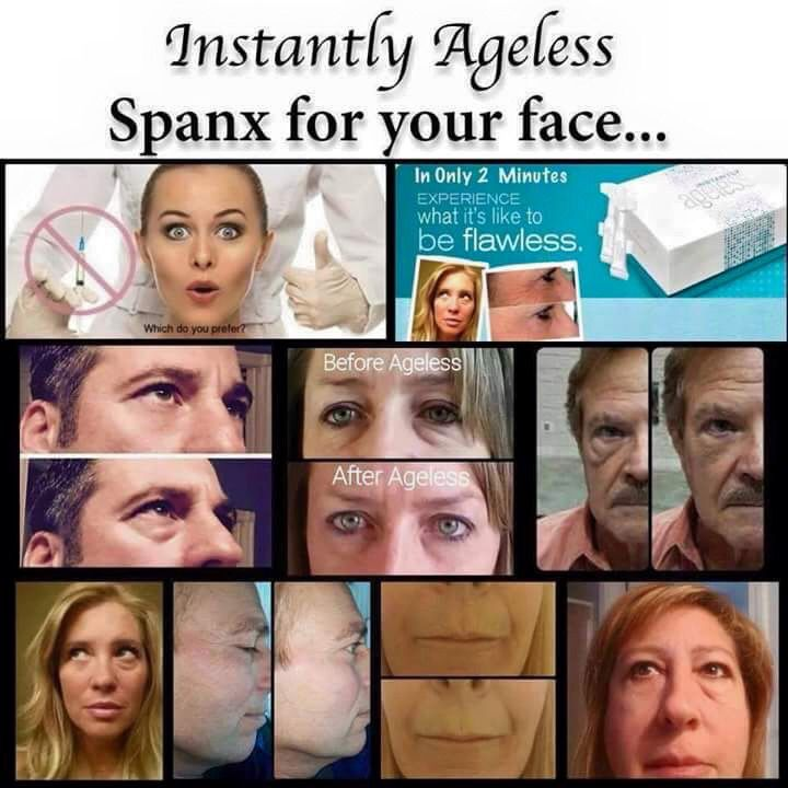 Got 2 minutes to look younger? http://goo.gl/lXJ0fa