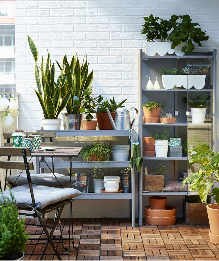 Durable Enough To Handle Even The Rainiest Summer, HINDO Lets You Store  Anything From Flower Pots To Gardening Tools While Keeping Your ...