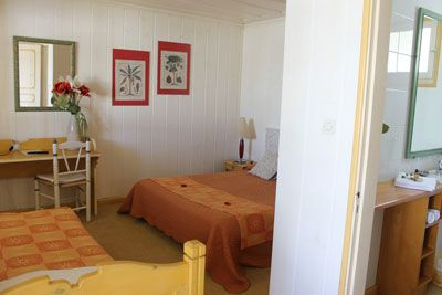 Chambre d'hôtes à vendre sur Cilaos à La Réunion