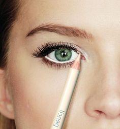 Cómo maquillar ojos pequeños: Como ampliar la mirada