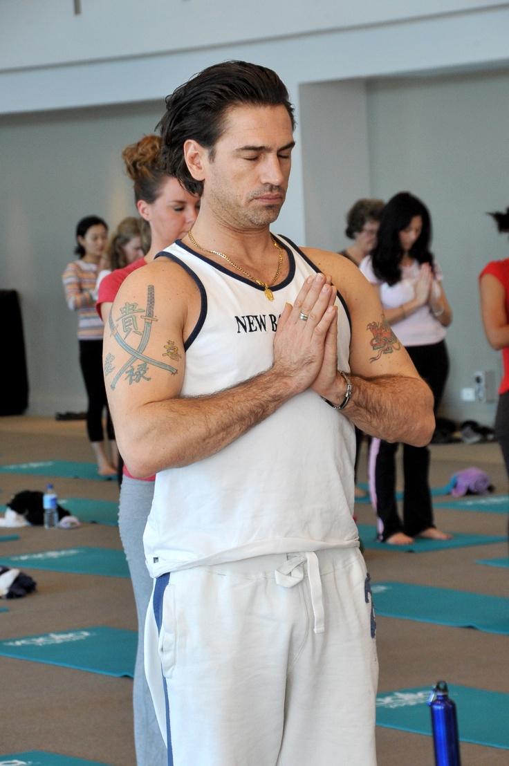 Yoga | Justin Melvey x
