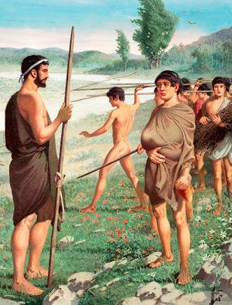 Ancient greek teen boys wrestling gay but 5