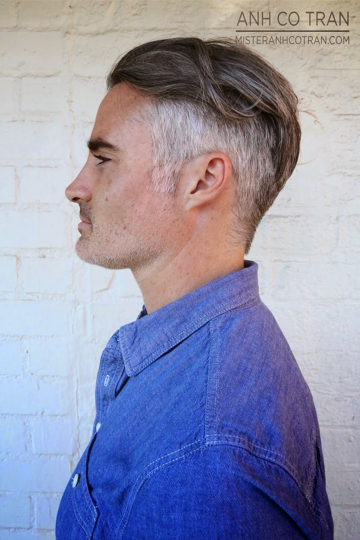MEN'S CUTS MONDAY! Cut/Style: Anh Co Tran. Appointment inquiries please call Ramirez|Tran Salon in Beverly Hills: 310.724.8167