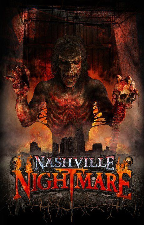 Best Haunted House In The Nashville Area. :-)