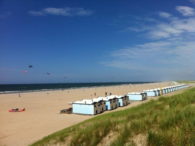 Strand - kwartiertje rijden vanuit Wilgenrijk - beach - Nederland - Holland - ontspanning