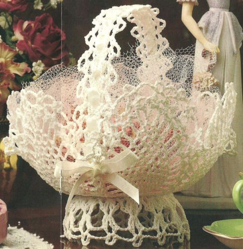 Pineapple-Basket-crochet-PATTERN-INSTRUCTIONS