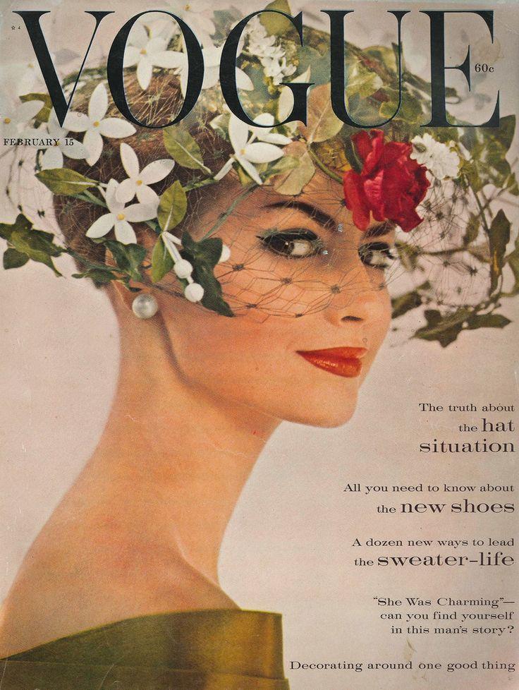 Vogue Cover, February 1960