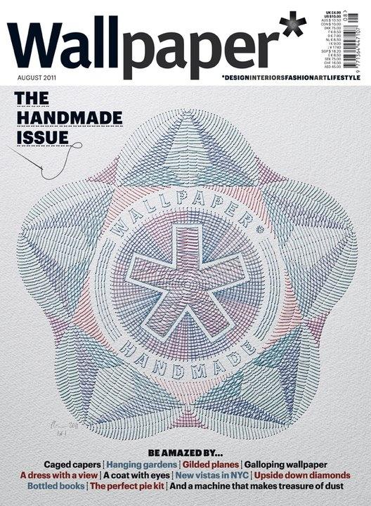 Wallpaper* magazine, August 2011