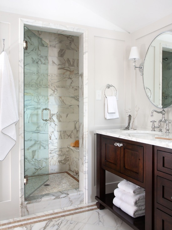 White Subway Tile Shower Design, Pictures, Remodel, Decor And Ideas   Page  31