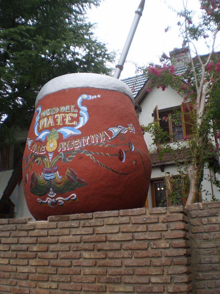 Museo al mate en el Tigre Buenos Aires