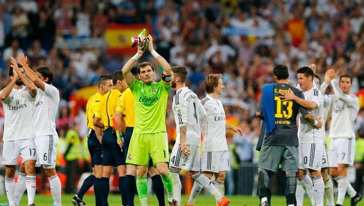 Real Madrid vs Barcelona 3-1 [El Clasico] Results, Goals Highlights Video   Footballwood