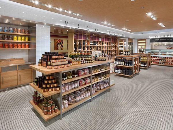 Napa Farms: The New Local Artisan Market At SFO's Terminal