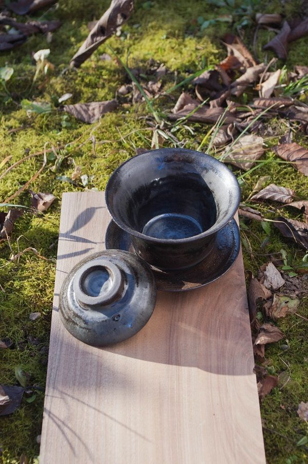 Gaiwan by Manikoa Ceramics