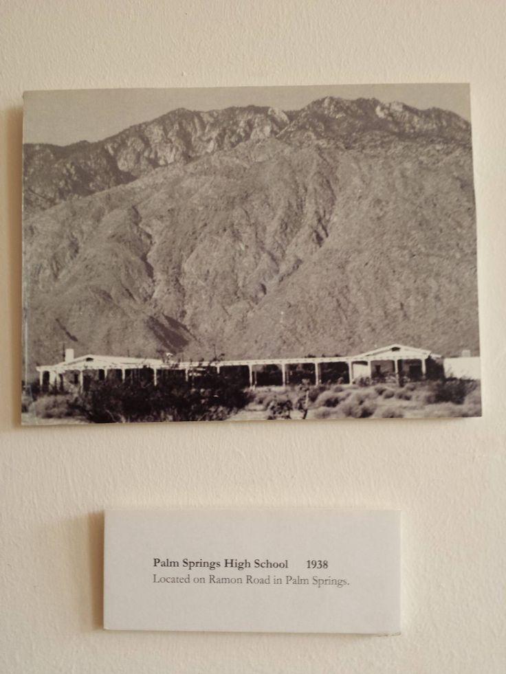 California Map Rancho Mirage%0A Palm Springs High school    Rancho MirageCoachella ValleyVintage CaliforniaPalm
