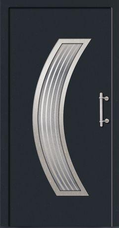 Hliníkové vchodové dveře