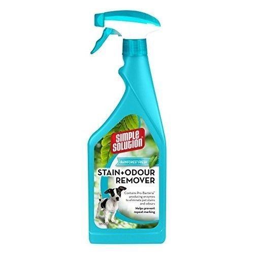 Pet Urine Stain Remover Deodorant Cleaner Rainforest Fresh Vomit Poo Puppy Dog  #Unbranded