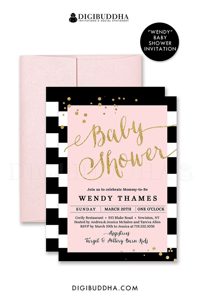 150 best digibuddha baby shower invitations images on pinterest,