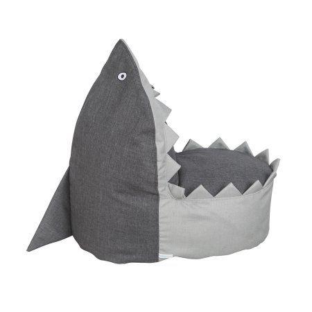 Tremendous Karla Dubois Sharky The Shark Kids Bean Bag Chair Products Ncnpc Chair Design For Home Ncnpcorg