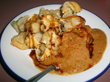 Yummy...!! Batagor Bandung! Indonesia