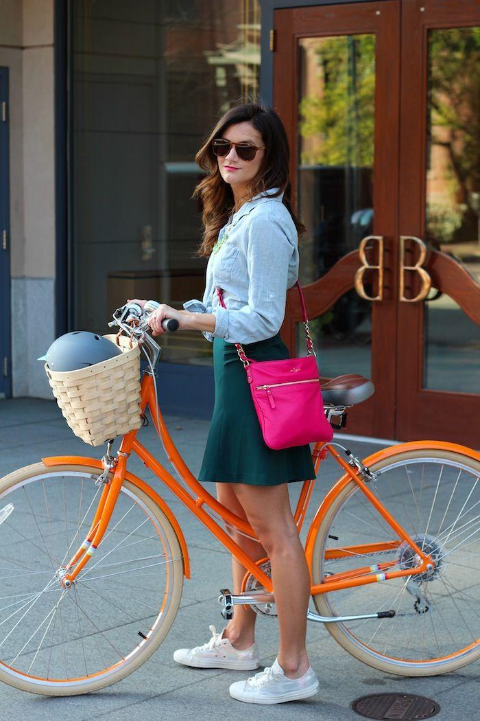 biking in boston, public bikes, stylish biking, vintage-style bikes, bicycles in boston, jessye aibel, citytonic, boston style blog, boston fashion blog, boston style blogger, boston fashion blogger