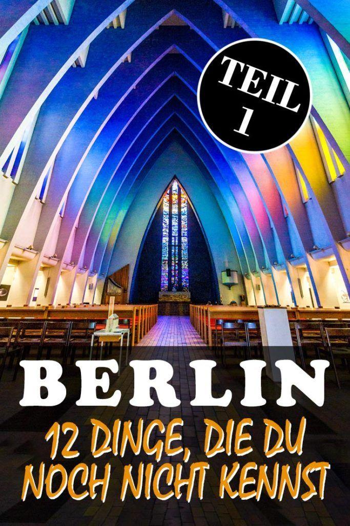 Berlín: cuaderno de viaje con 12 vistas ocultas, el mejor photospot …