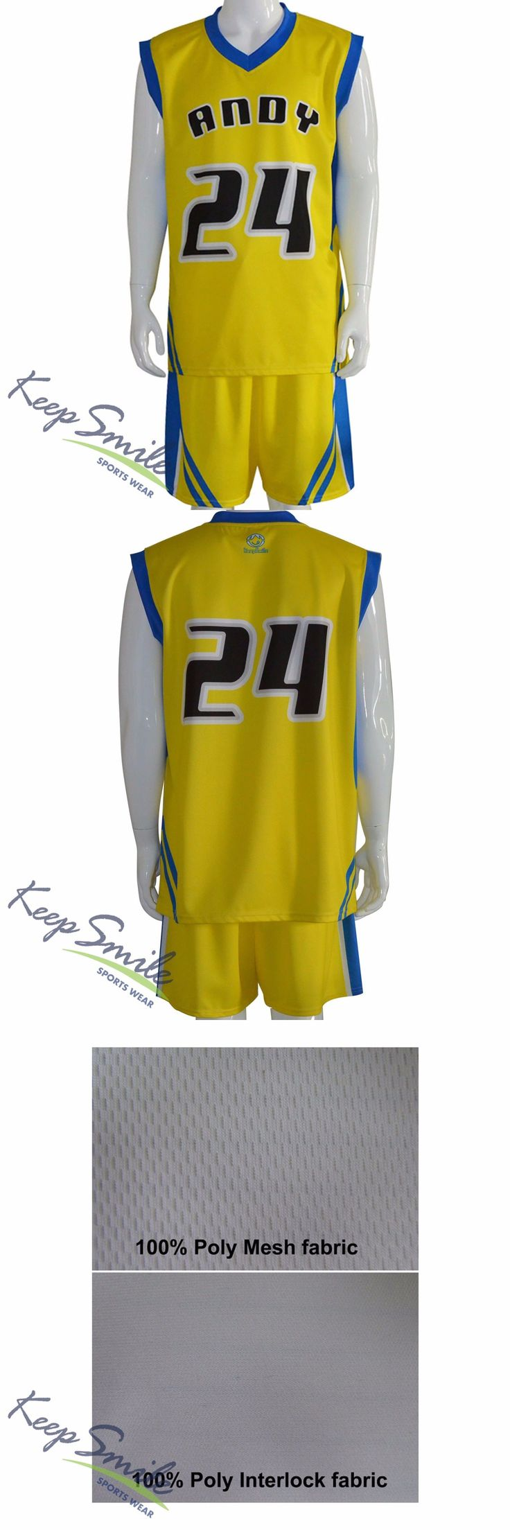 Women 158966: 20 Set Custom Sublimated Youth Girl'S Basketball Team Uniform Jersey And Short -> BUY IT NOW ONLY: $539.99 on eBay!