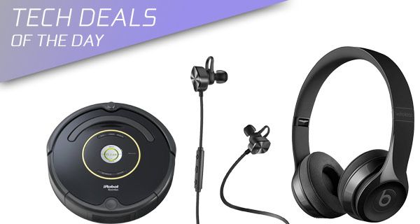 Tech Deals: $100 Off Beats Solo3 Headphones, 40% Off PC Networking And Storage Accessories, More  #40%OffPCNetworkingAndStorageAccessories #More #TechDeals:$100OffBeatsSolo3Headphones #news