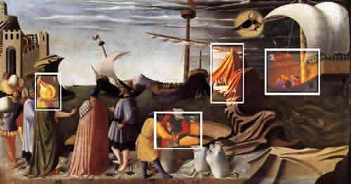 Fra Angélico (Bari, 1437)  Un hombre piadoso con interés por los negocios