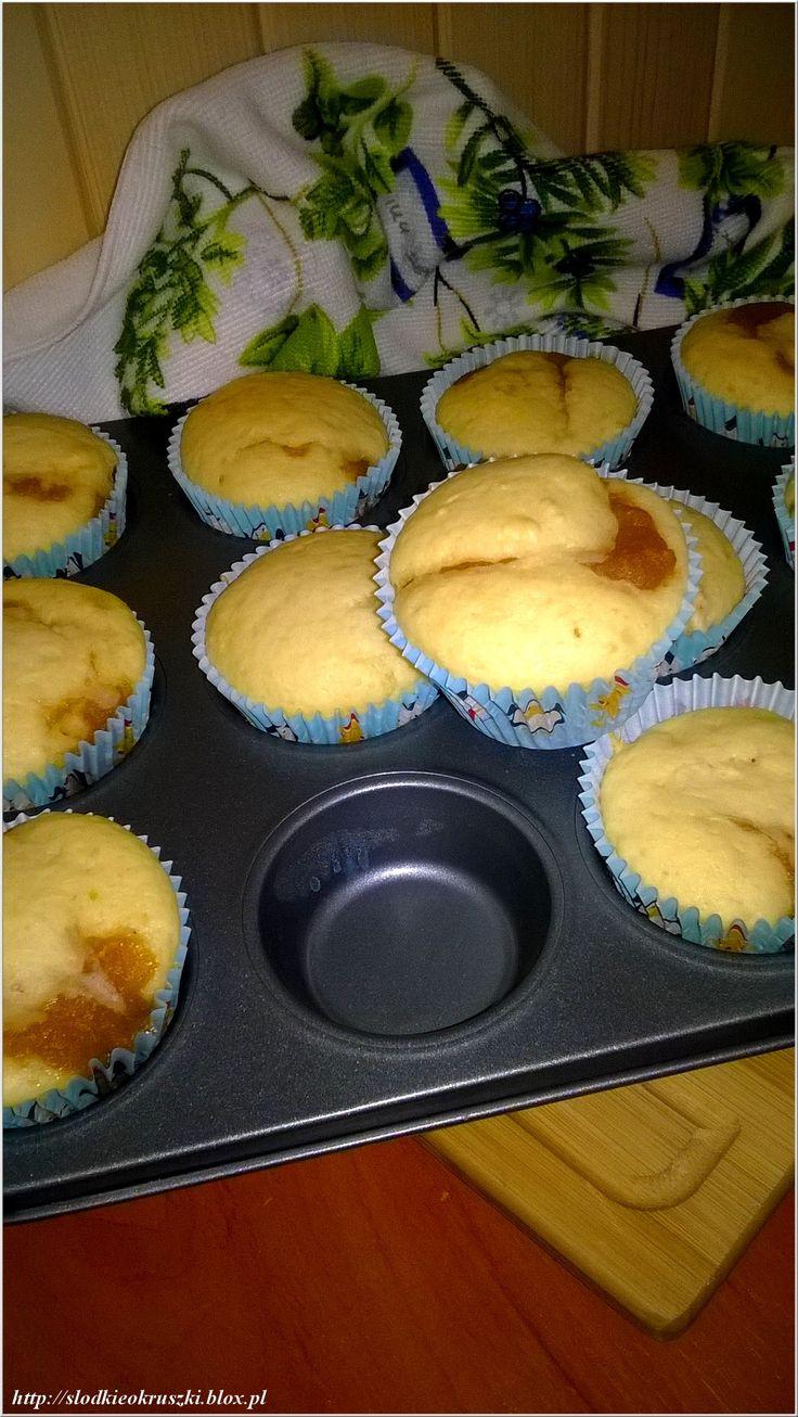 Małe szarlotki (muffinki). Idealne dla dzieci