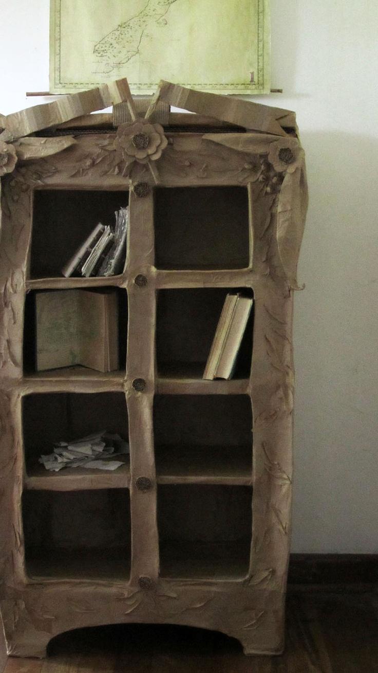 72 best ideas about papier mache furniture on pinterest for Paper mache furniture ideas