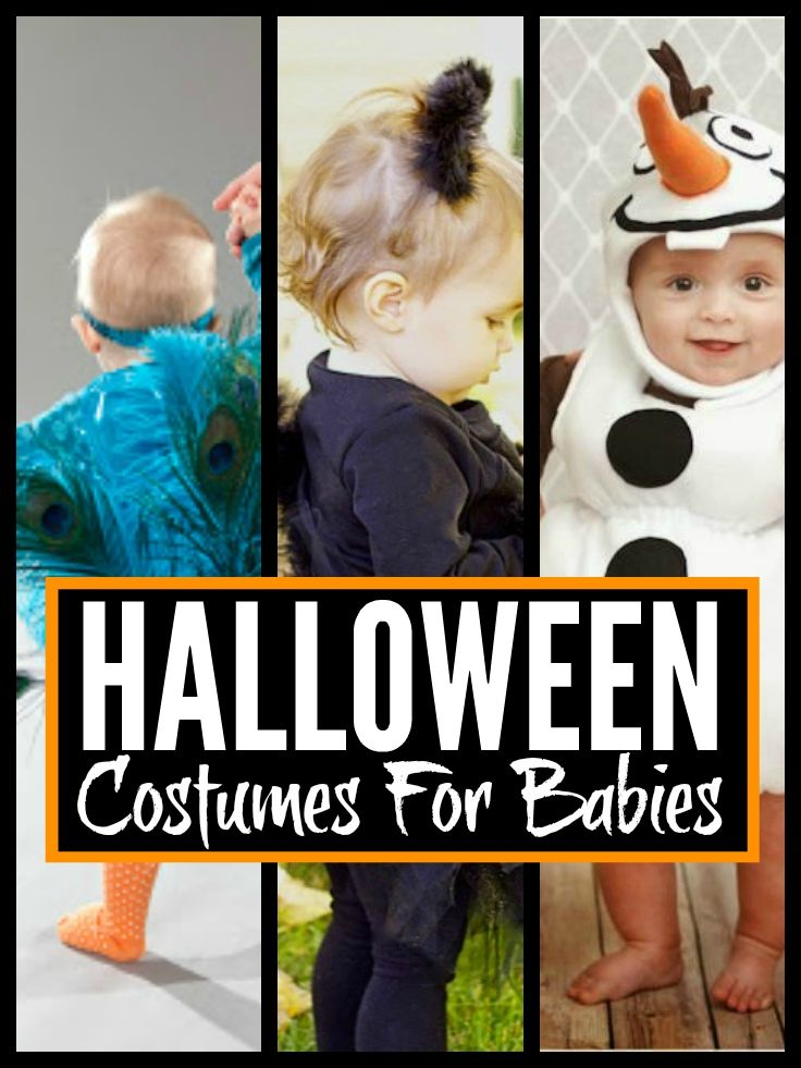 diy halloween costumes for babies - Halloween Costumes That You Can Make Yourself