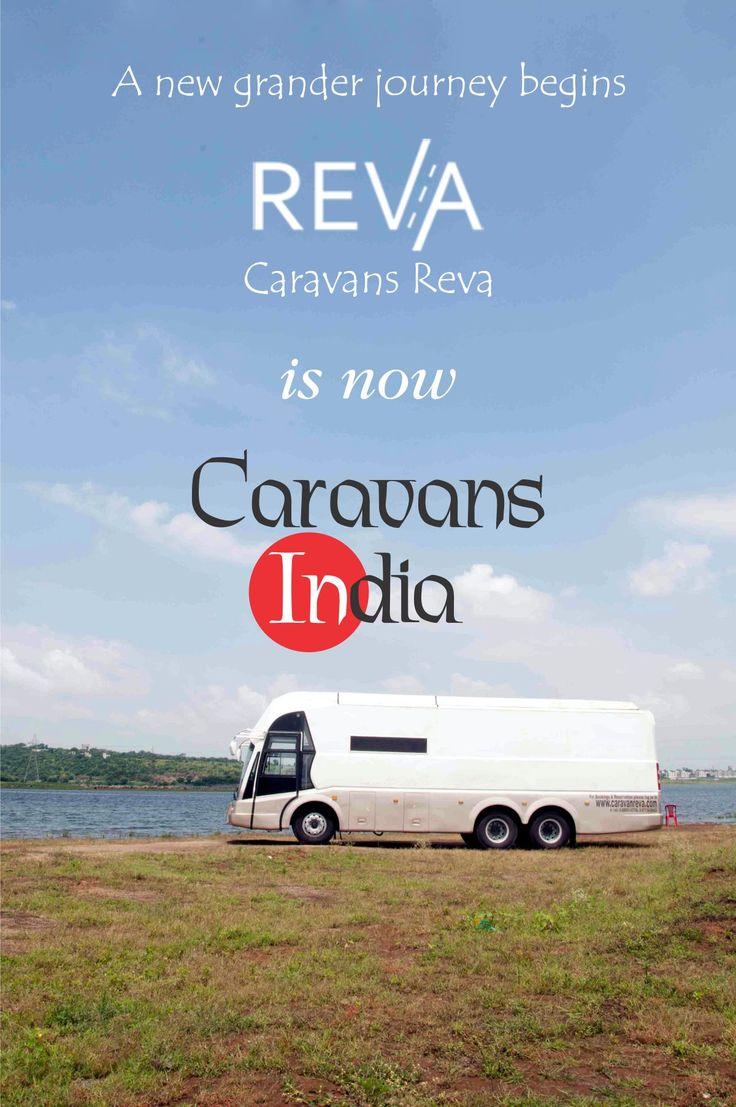 A new grander journey begins Caravan Reva is now