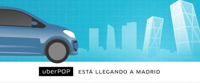 La Comunidad de Madrid abre expediente sancionador contra Uber