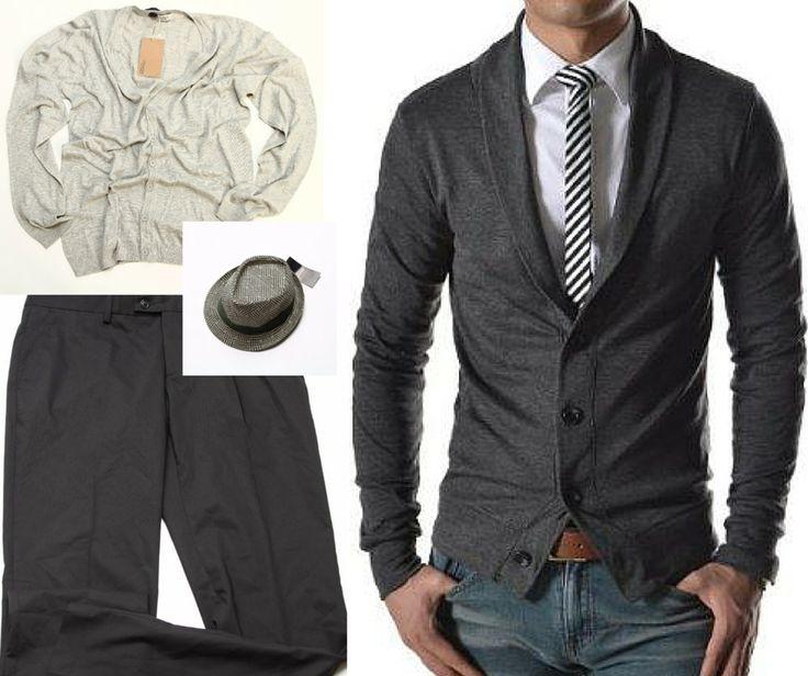 #543 outfit de toamna pentru barbati