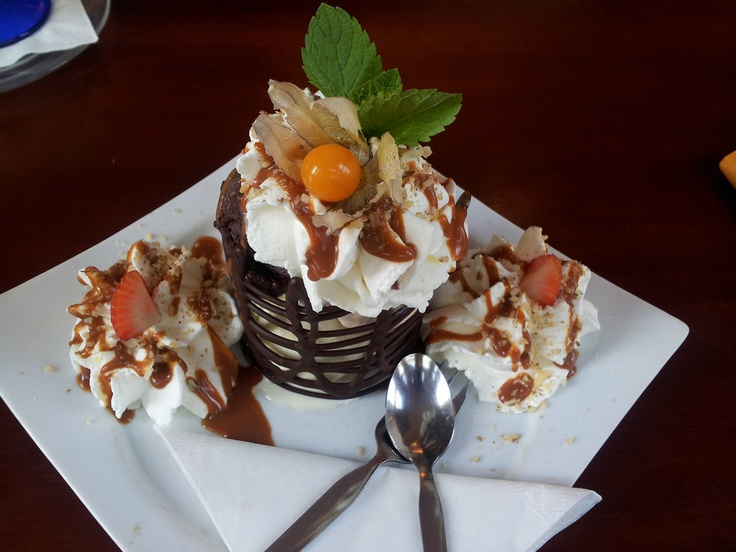 """Traditional patisserie Myšák and delicious """"Crown of King Wenceslas"""""""