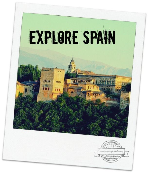 Explore Spain with Mommy Maleta - If your kids are learning Spanish this is a great blog post where you can add some Spanish culture! CHECK IT OUT: http://mommymaleta.com/countries/explore-spain/
