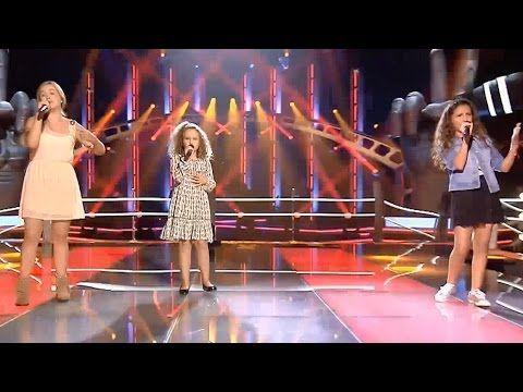 """Marta vs. Esperanza vs. Lorena: """"Tanto"""" – Las Batallas - La Voz Kids 2017"""