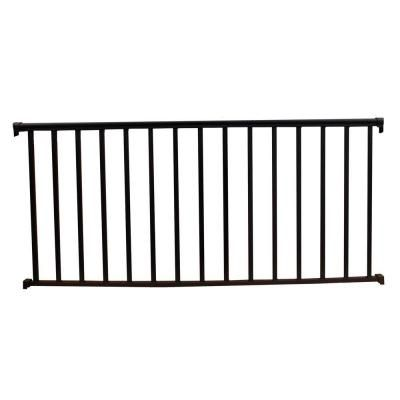 Best Ez Handrail 6 Ft X 36 In Textured Black Aluminum 400 x 300