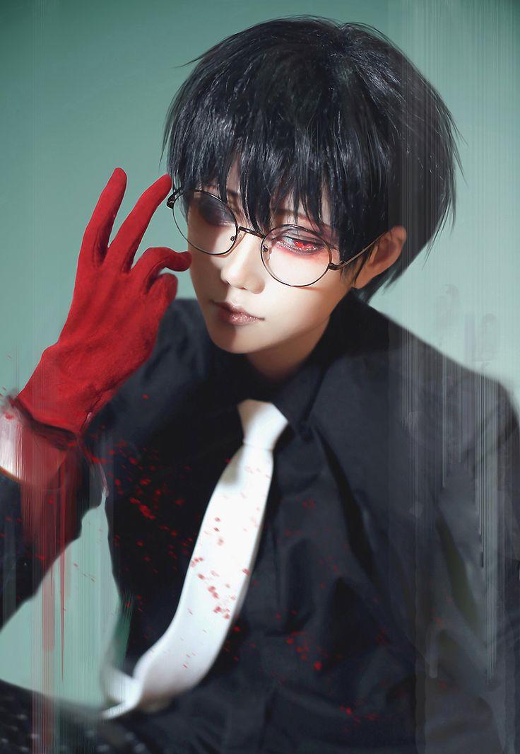 Kaneki ken&Haise 東京喰種:re - Takuwest(沢西) Ken Kaneki Cosplay Photo - Cure WorldCosplay
