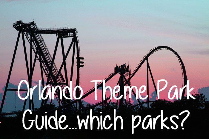 Theme Park Guide