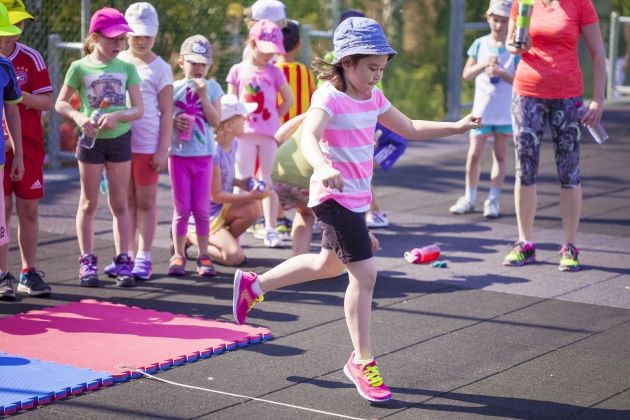 Sports Day Primary 2015