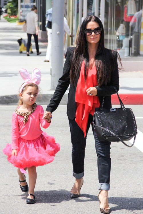 Kyle Richards cherishes Mother-Daughter time with Portia