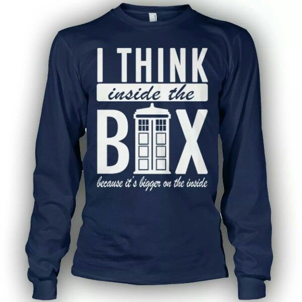 Doctor Who Sweater