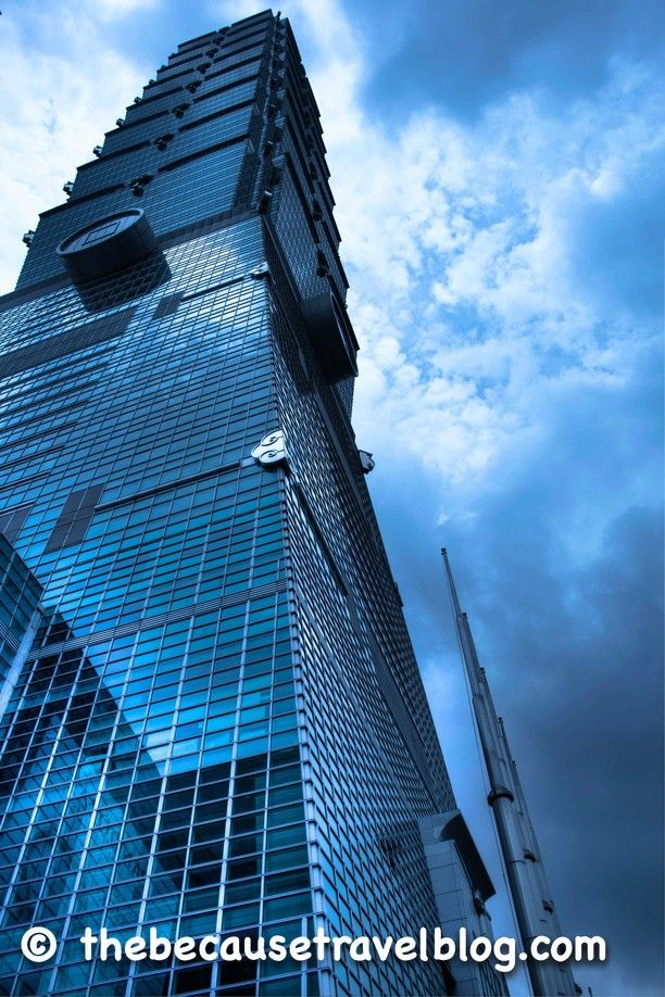 Taipei 101, Xinyi District, Taiwan - Taipei 101. Take the Taipei...