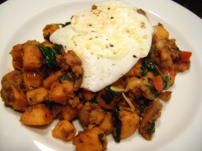 Turkey & Sweet Potato Hash | Yummmmm | Pinterest
