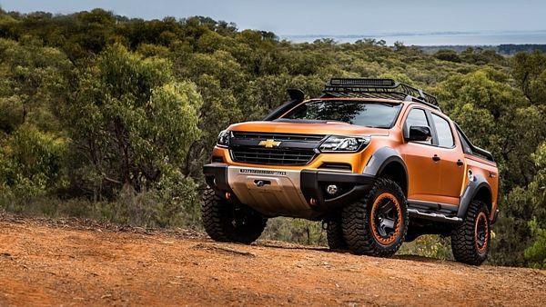 Chevrolet Colorado Extreme: prostě do terénu