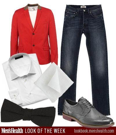 Look of the Week, 11.28.11: Men S Style, Outfit Ideas, Men S Fashion, Mens Fashion, Fashion Clan, Men Wear, Fashion Hub