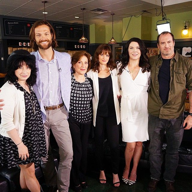 I loved Luke & Lorelai! Gilmore Girls Reunion   Moviepilot.com